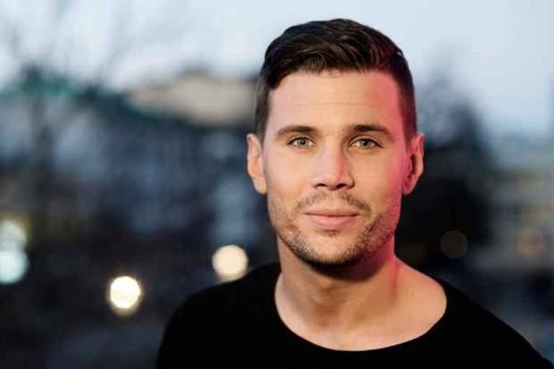 Представник Швеції на Євробаченні-2017 Робін Бенгтссон