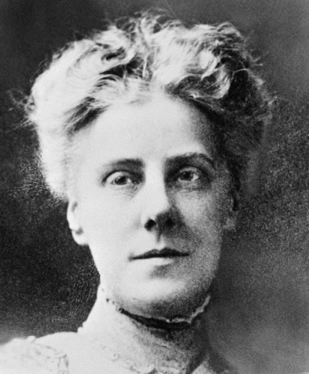 Анна Джарвіс – одна з засновниць Дня матері у США