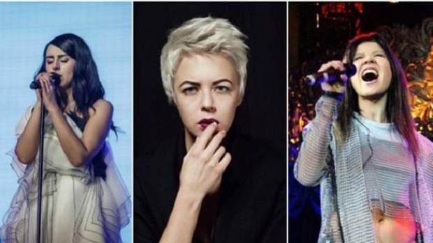 Джамала, Onuka, Руслана виступили на Євробаченні-2017