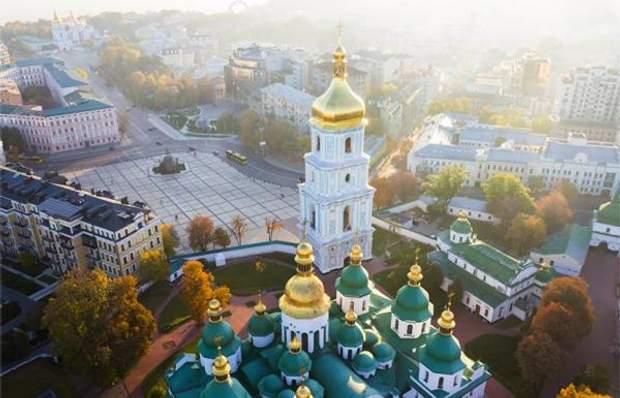 Основні заходи на День Києва пройдуть на Софійській площі