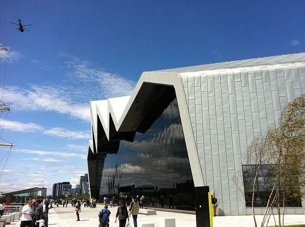 Музей транспорту Ріверсайд в Глазго
