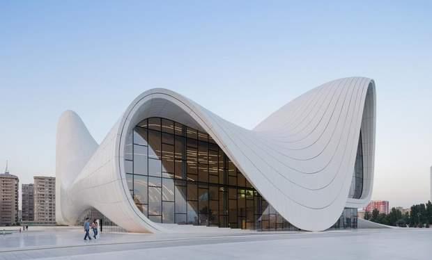 Центр Гейдара Алієва у Баку