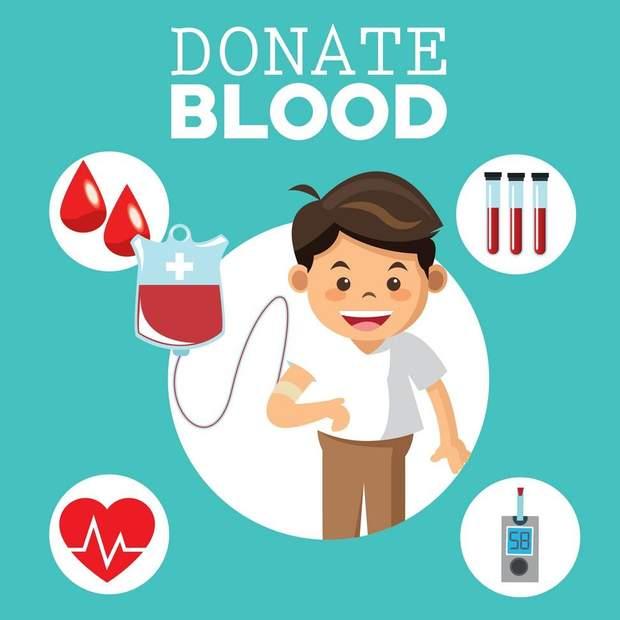 Cистематичне донорство може знизити ризик серцево-судинних хвороб