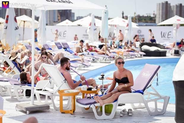 Пляжі Києва 2020 і басейни – список місць, де можна купатися в місті