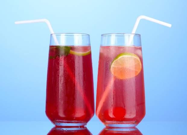 Рецепт вишневого лимонаду