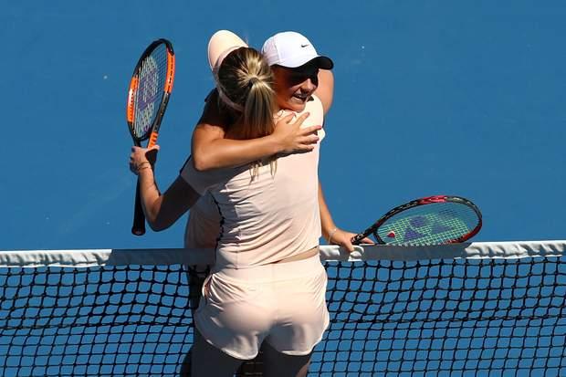 Світоліна Костюк теніс