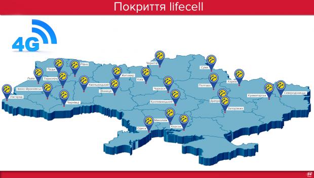 Діапазон 4G в Україні значно розширили: де доступна послуга та як її підключити