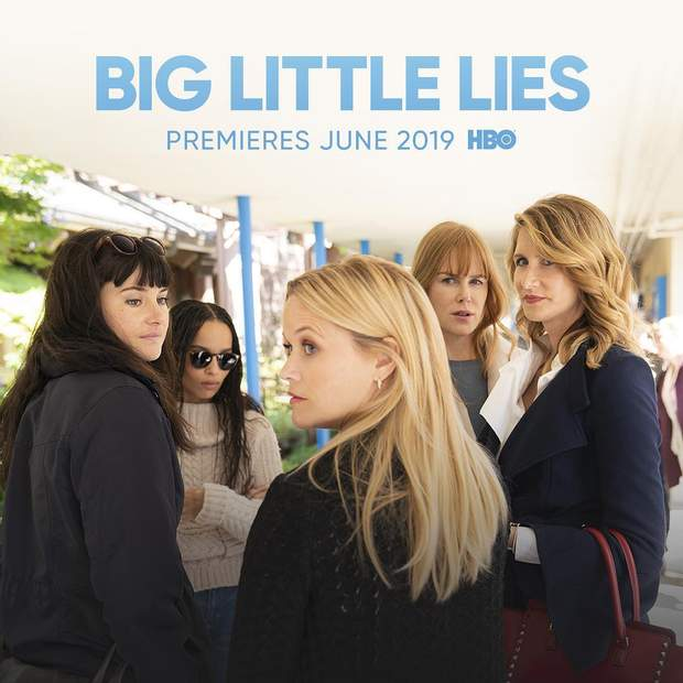 Большая маленькая ложь 2 сезон
