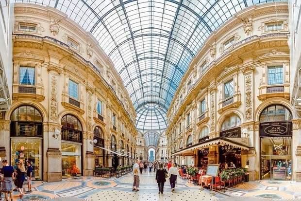Родзинкою Одеси є торговий центр