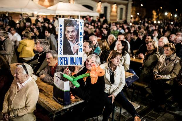 Угорщина знову обрала Віктора Орбана своїм прем'єром