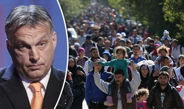 Орбан активно пропагує антиміграційні ідеї в Угорщині, саме тому і перемагає на виборах