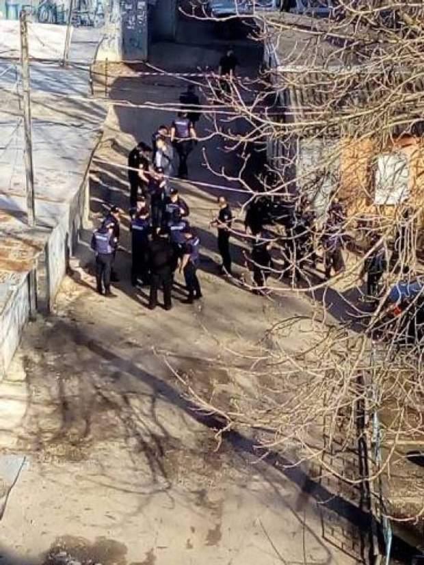 Харків перестрілка стрілянина у центрі Харкова