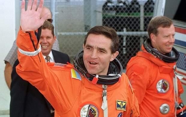 День космонавтики Каденюк