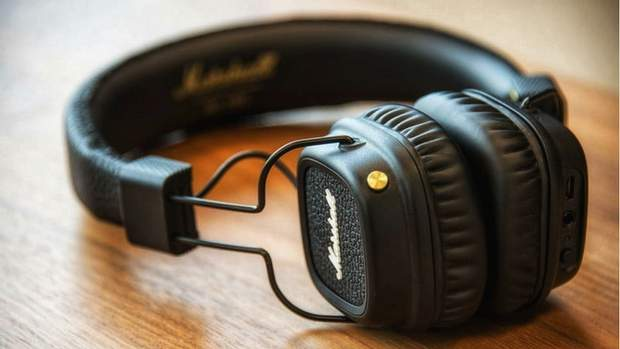 Навушники Marshall Major II Bluetooth