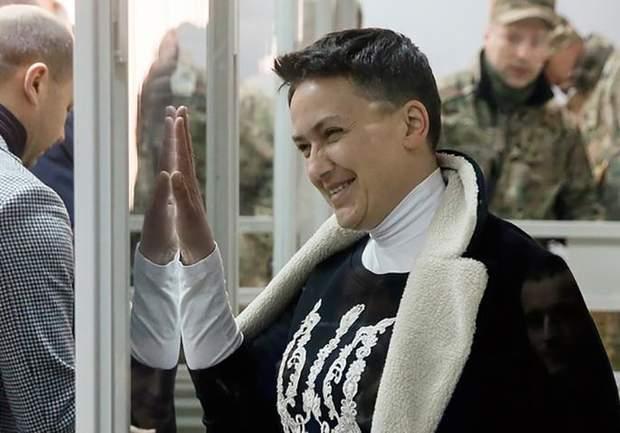 Савченко пройде перевірку на поліграфі