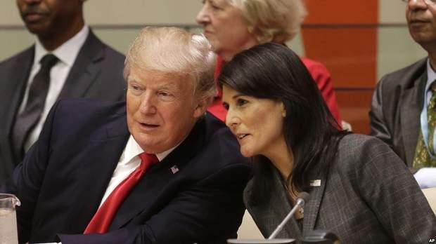 Палка промова Ніккі Гейлі в стінах ООН спричинила фурор