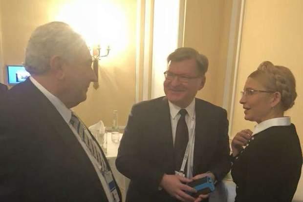 Тимошенко на Мюнхенській конференції