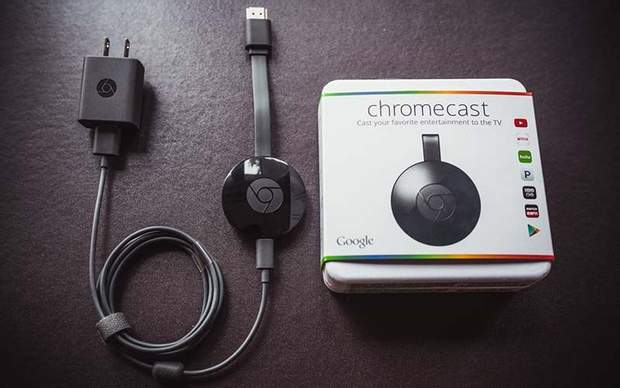 Google Chromecast 2 ТБ