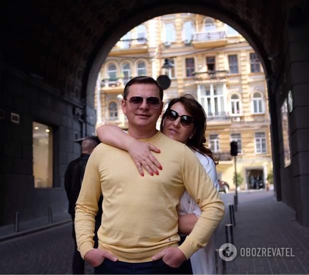 Ляшко, Радикальна партія, Росіта Сайранен, супермаркет, Київ