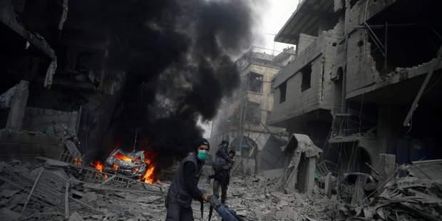 У врегулюванні конфлікту в Сирії необхідна військова стриманість