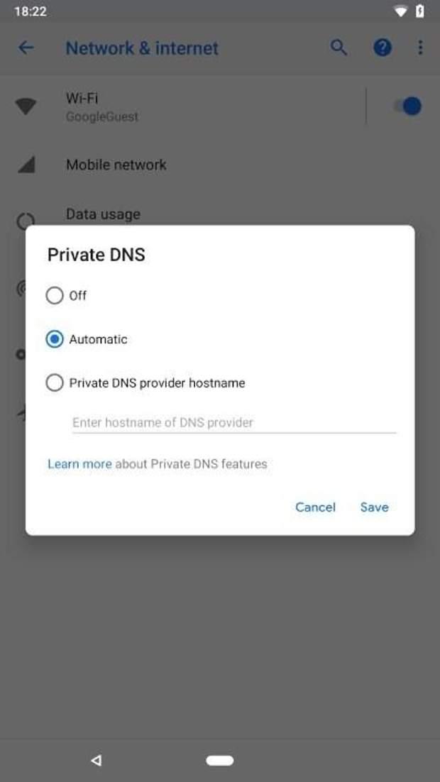 Оновлена версія Android P отримає нові кнопки навігації