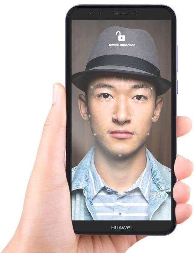 Huawei Y6 (2018) отримав функцію розпізнавання обличчя