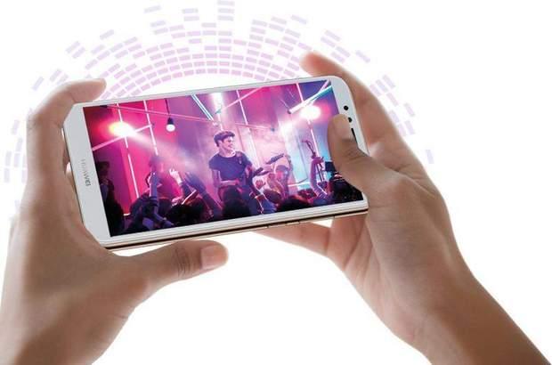 Huawei Y6 (2018) отримав функцію відтворення звуку на кількох девайсах