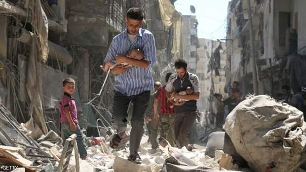 Сирія, Башар Асад Путін