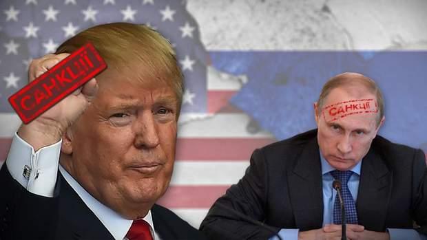 США, Путін, санкції