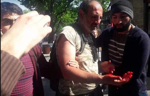 Єреван, протести, Пашинян, опозиція