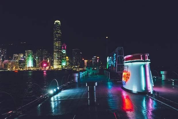 Гонконг фото урбанізм