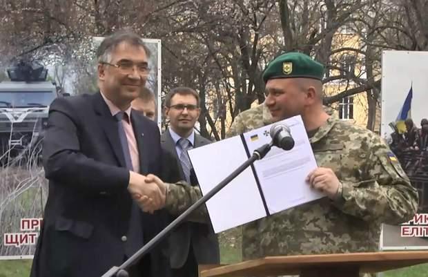 Канадський посол в Україні