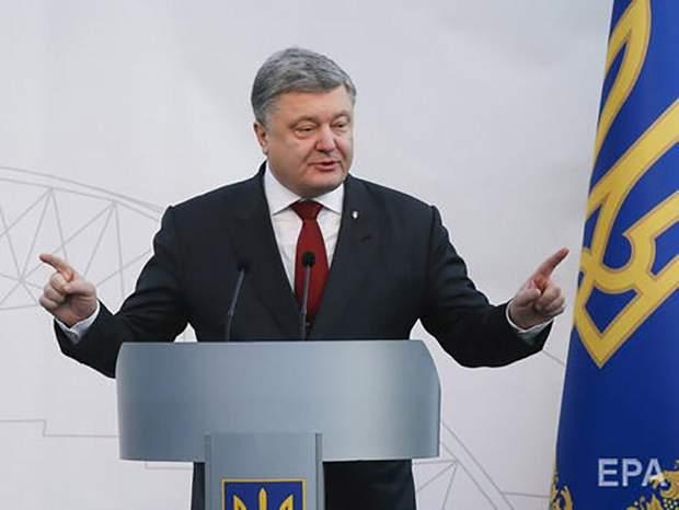Президент заявив про створення в Україні єдиної помісної церкви