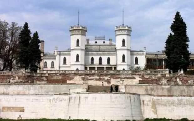 Палац Шидловських