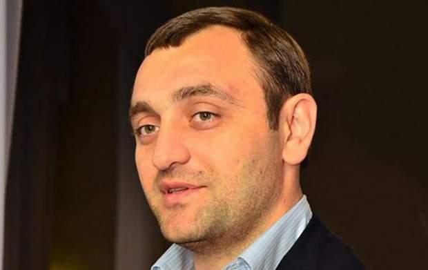 Армен Саркісян Інтерпол кримінальний авторитет