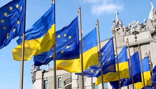 Украина Европа