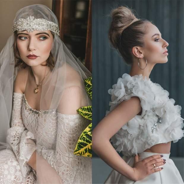 фотопорівняння литовських наречених
