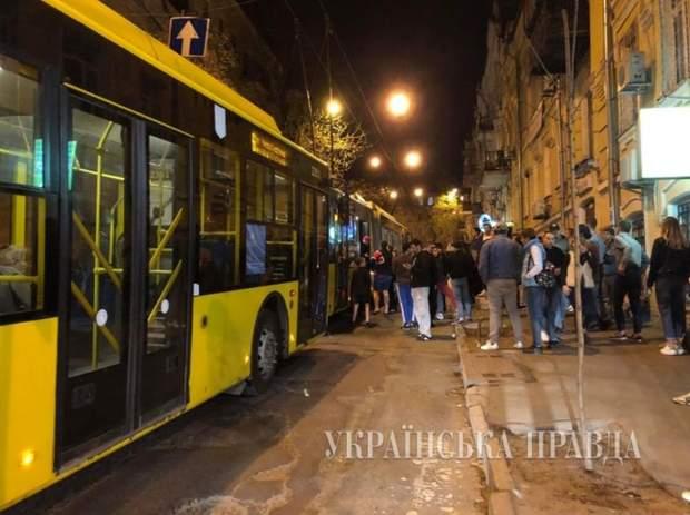 Бійка у Києві