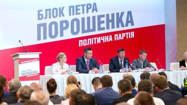 Блок Петра Порошенка