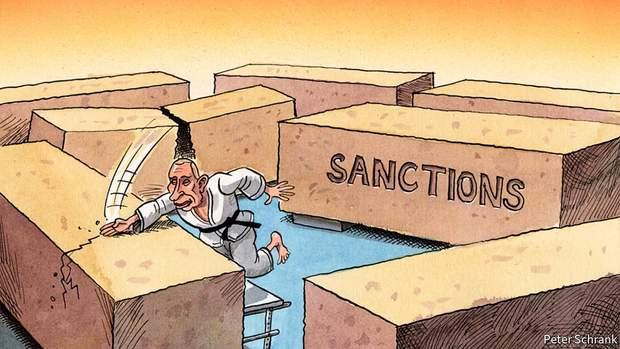 Санкції, які Росія хоче запровадити проти США, швидше нашкодять їй самій
