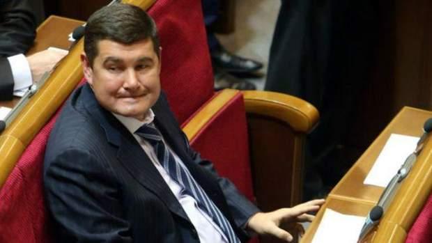 Онищенко Рада депутат