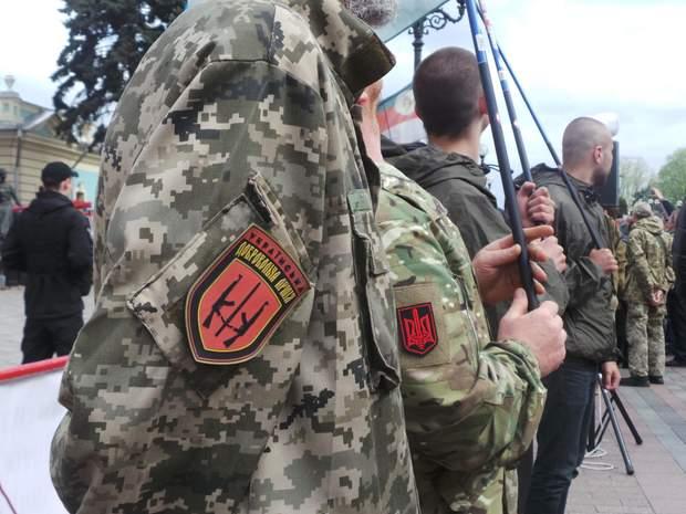 Бійці Української добровольчої армії