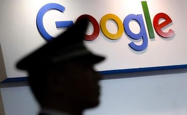 Блокування Google Росія