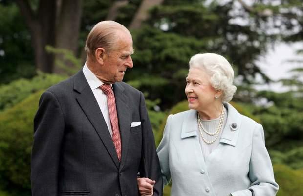 Єлизавета ІІ та її чоловік