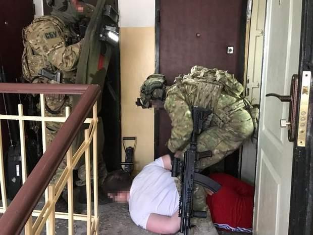 озброєння з АТО СБУ