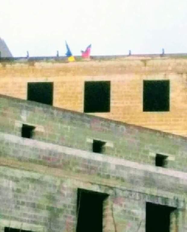 Донецьк прапори УПА