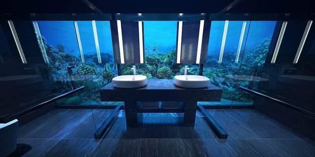 Готель підводний