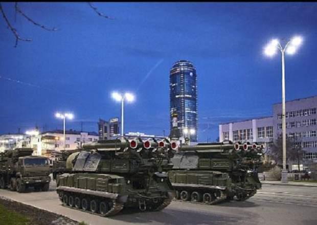 Техніка, Москва, Росія, парад, Перемога, 9 травня