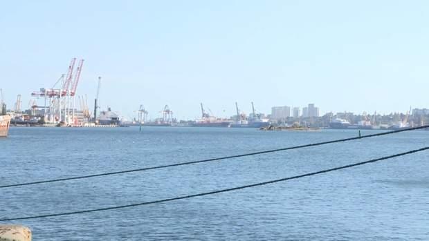 Одеський порт