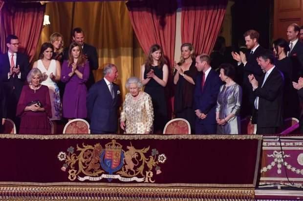 День народження королеви Єлизавети ІІ